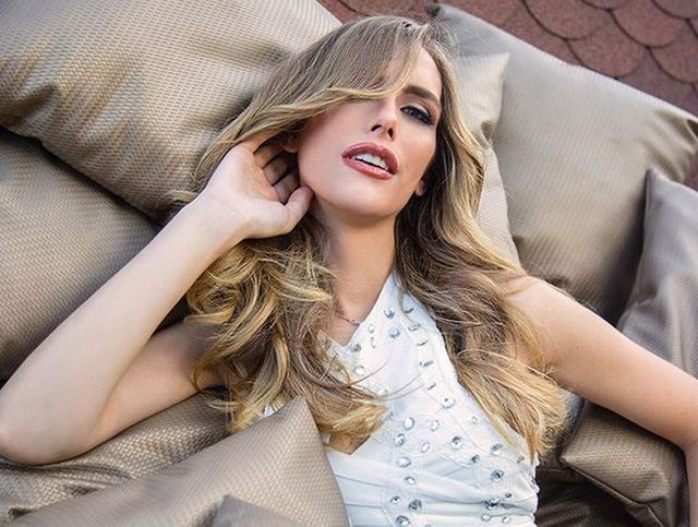 Transsexual Model Is The First To Represent Spain in Miss Universe Contest (11 pics)
