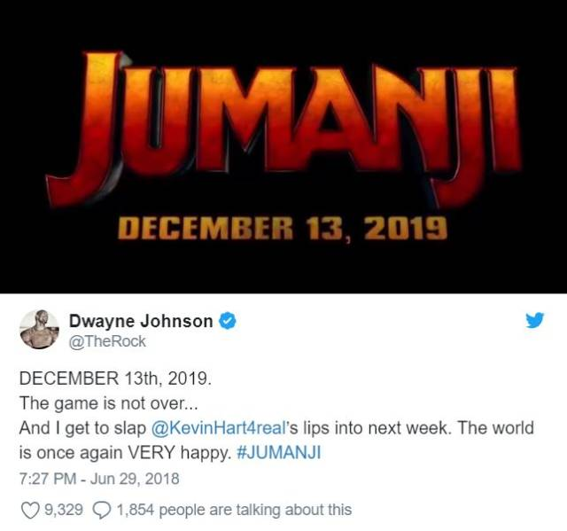 It's Hard To Mess With Dwayne Johnson, Even On Twitter (7 pics)