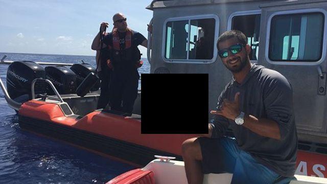 A Resident Of Florida Caught A Pack Of Marijuana (3 pics)