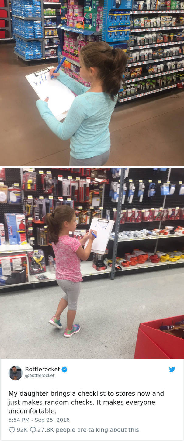Kids Doing Funny Things (36 pics)