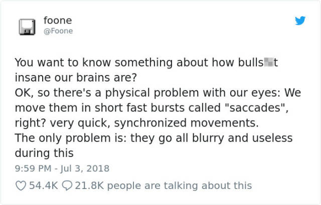 You Shouldn't 100% Trust Your Brain (44 pics)