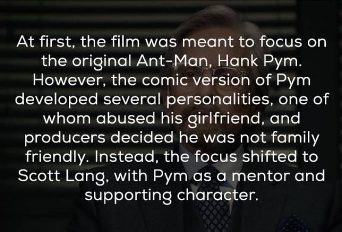 "Facts About ""Ant-Man"" (21 pics)"