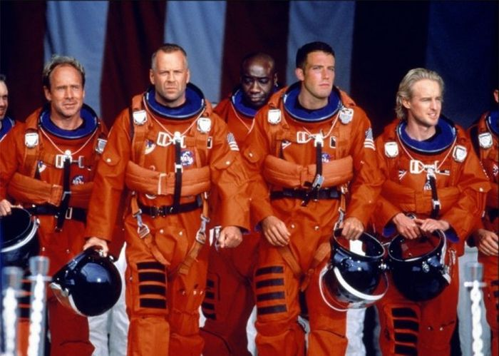 "How ""Armageddon"" Actors Have Changed In 20 Years (11 pics)"