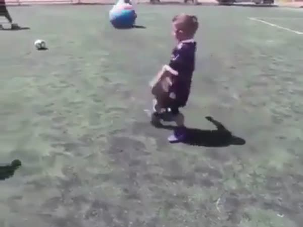 Damn, Kid Got Some Skills