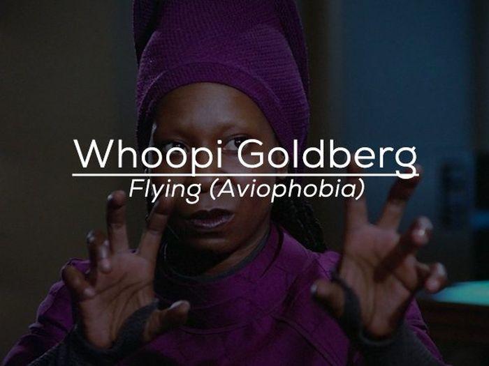 Celebrity Phobias (24 pics)