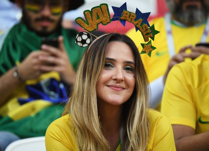 Girls Of The 2018 World Cup (35 pics)