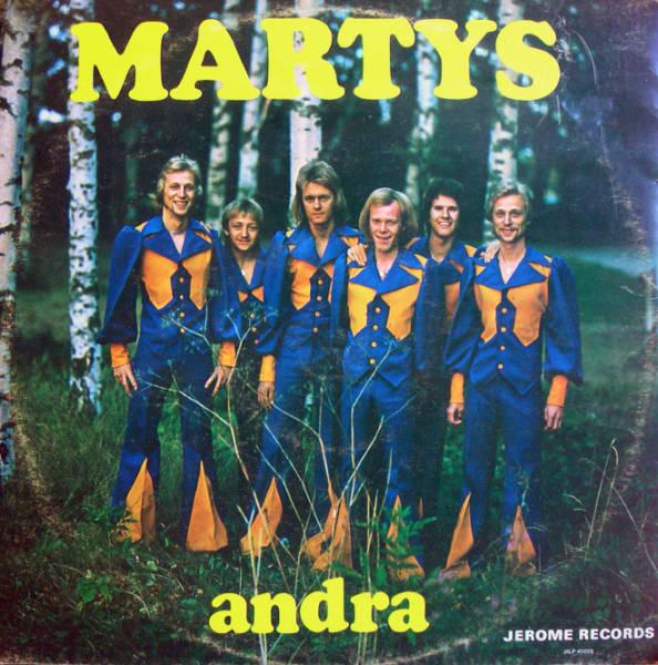 Album Covers of 1970s European Bands (22 pics)