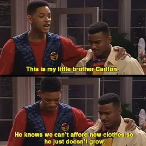 "Royal Moments From ""Fresh Prince Of Bel Air"" (28 pics)"