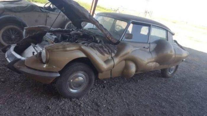 Unusual Cars (43 pics)