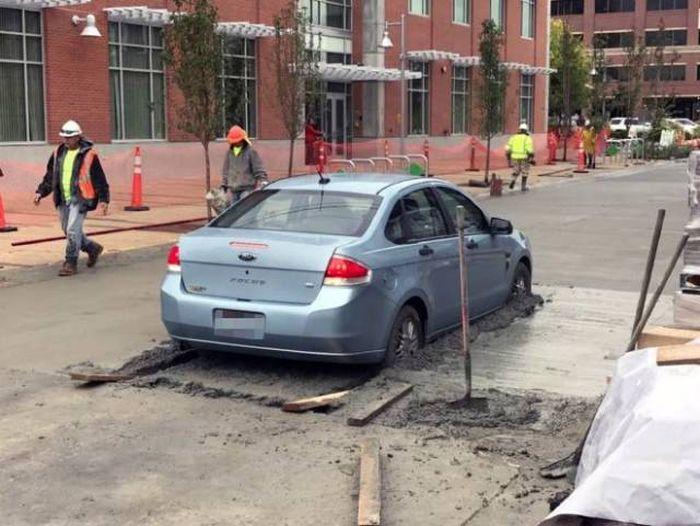 Driving Fails (21 pics)