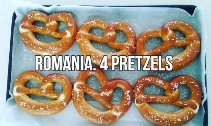 What Food You Can Buy For $1 In Different Countries (20 pics)