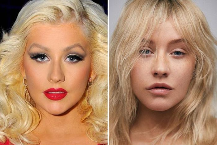 These Celebs Look Better Without Make-up (29 pics)