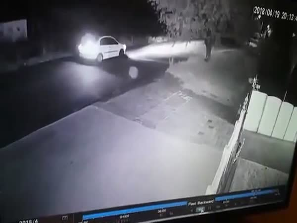 Carjackers Got What They Deserved