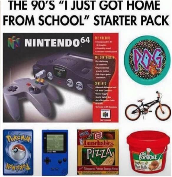 Nostalgia Post (47 pics)