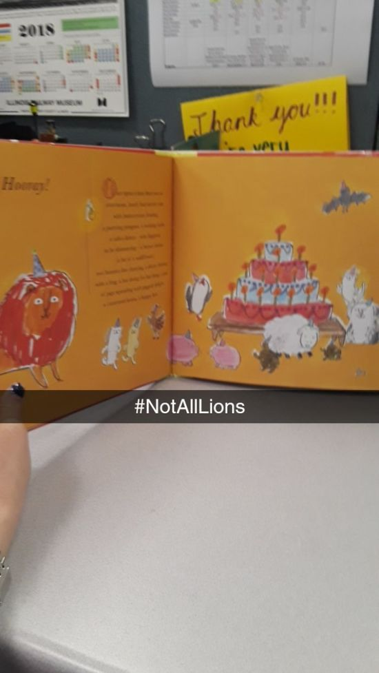 Adult's Brutally Honest Review Of Children's Book (20 pics)