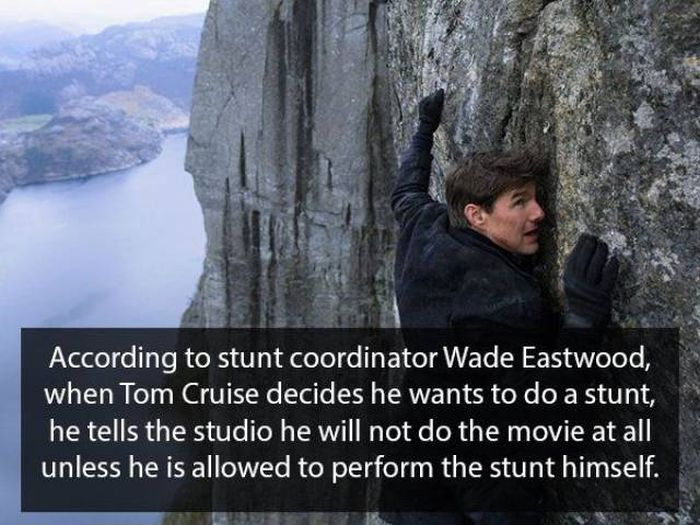 Facts About Mission Impossible (16 pics)
