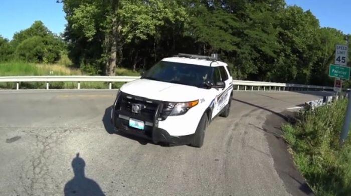 When A Cop Hits You (3 pics)