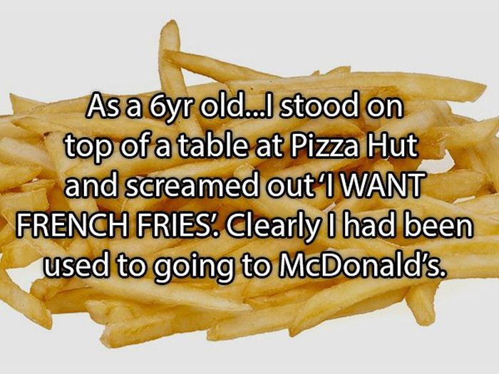 Funny Things People Got In Trouble For As Kids (17 pics)
