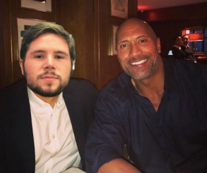 Guy Spends 100 Straight Days Asking The Rock To Hang With Him On Twitter (28 pics)