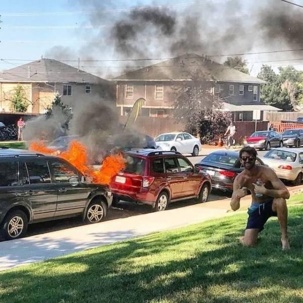 Driving Fails (36 pics)