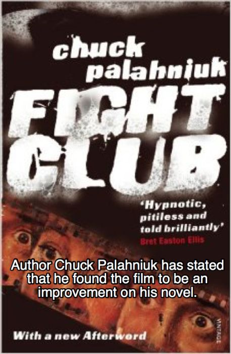 Facts About Fight Club (35 pics)