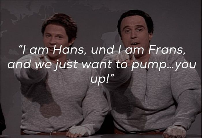 Iconic Lines From SNL (19 pics)