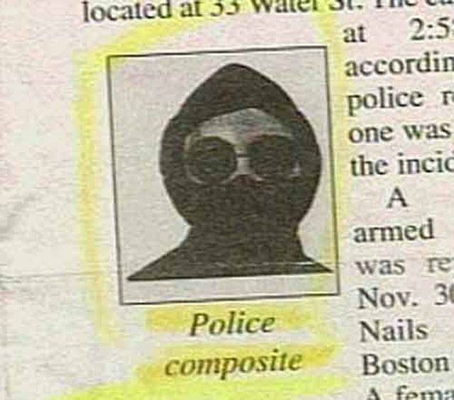 Funny Stuff In Newspapers (25 pics)