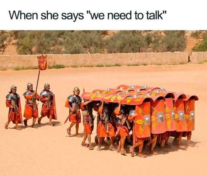 Ancient Roman Memes (39 pics)