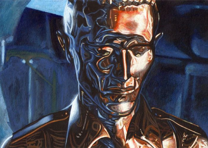 How Terminator 2 Should Originally Look Like (32 pics)
