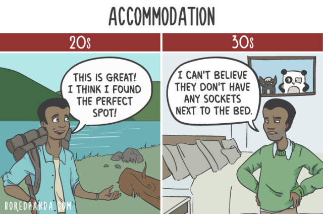 20s Vs 30s (20 pics)
