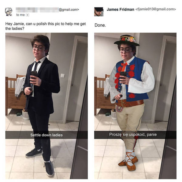Photoshop Troll James Fridman Hits Again (16 pics)