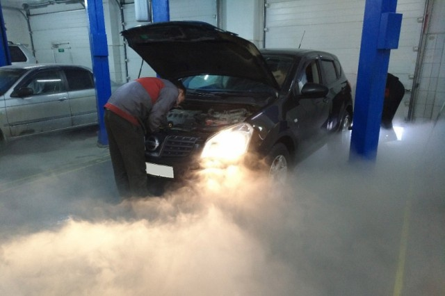 Car Service Horror Show (24 pics)