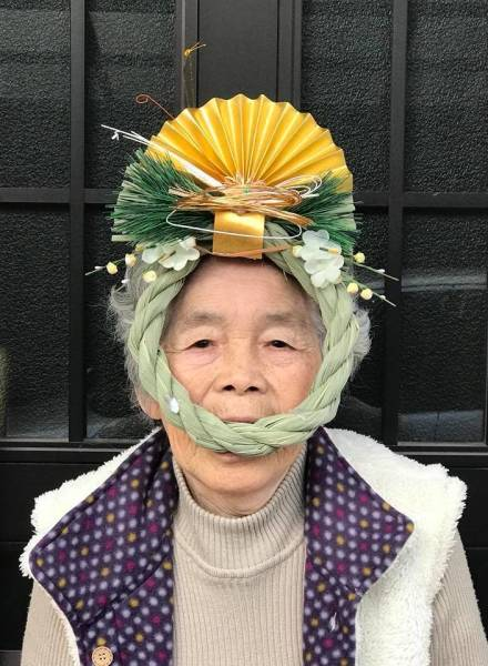 90-Year-Old Japanese Grandmother Is Popular On Social Media (26 pics)
