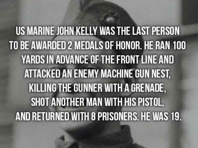 Facts That Are Too Crazy To Be True (22 pics)