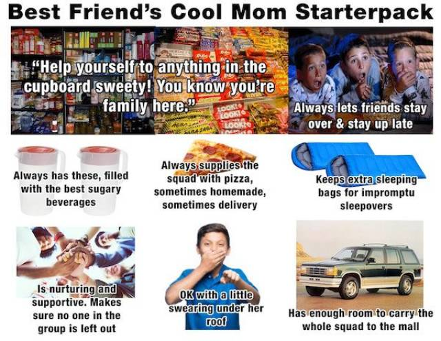 There's A Starter Pack For Literally Everything! (24 pics)