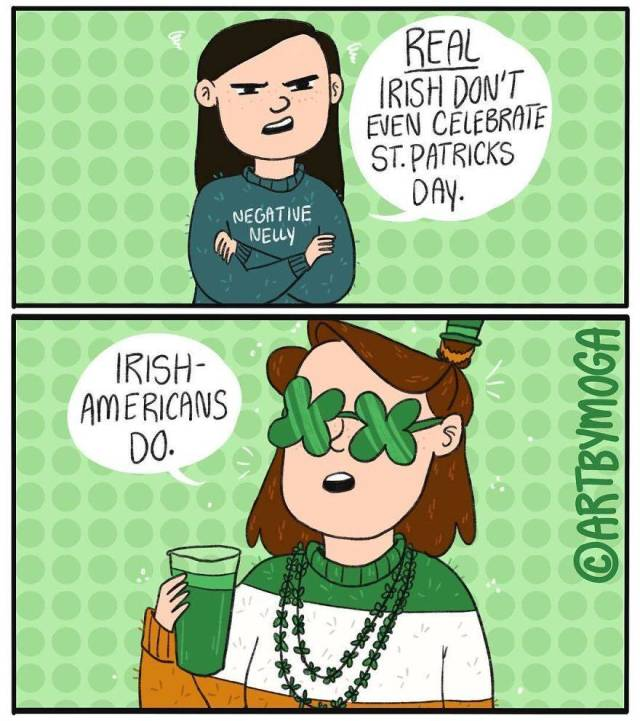 Her Comics Show Struggles That Girls Can Very Much Relate To (49 pics)