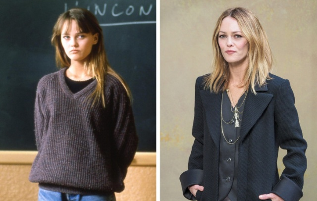 The First Movies Of The Famous Actresses (17 pics)