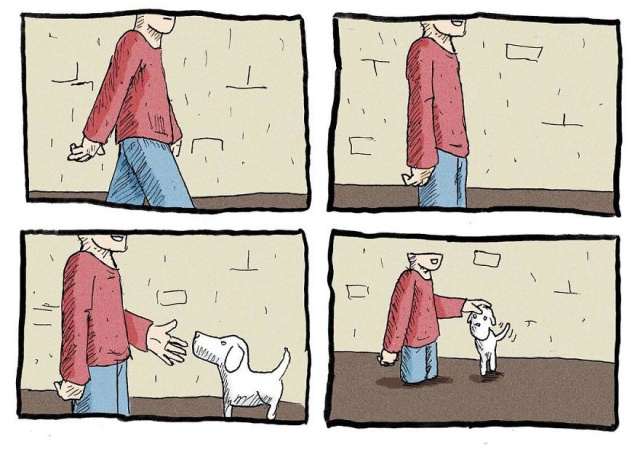 Funny Drawings Without Words (16 pics)