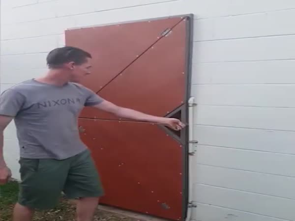 Coolest Door Ever