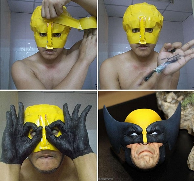 Hilarious Cheap Cosplay (25 pics)