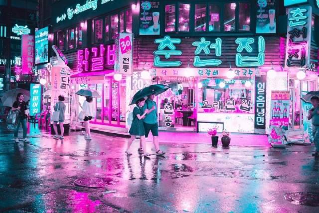 Cyberpunk In Asia (26 pics)