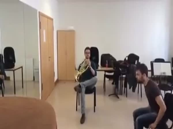 What Is Your Talent? I Play The Chair