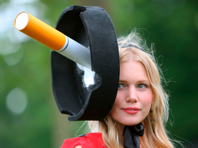 The Craziest Hats Of The Royal Ascot (22 pics)