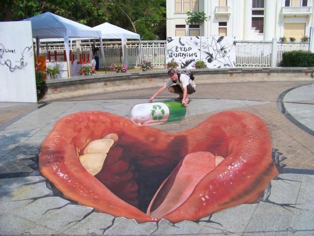 Awesome Street Art (21 pics)