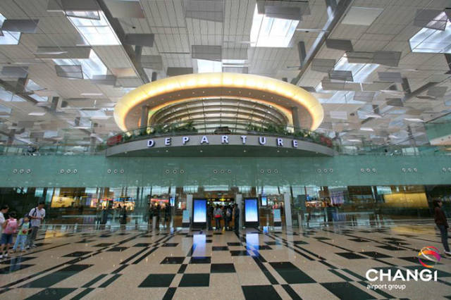 World's Best Airport In Singapore (20 pics)