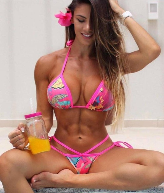 Pretty Fit Girls (49 pics)