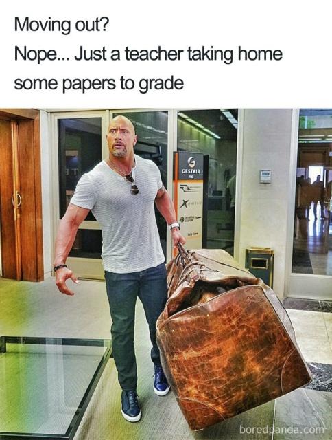 Teacher Memes (34 pics)