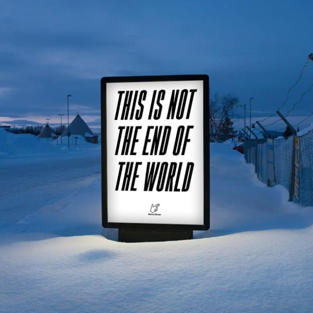 This Pessimistic Advertising Campaign Will Make You Think About The Way We Live (14 pics)