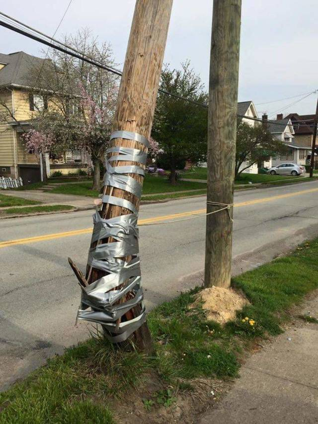 Duct Tape Can Help (32 pics)
