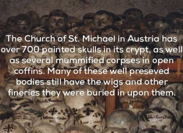 Scary Facts (34 pics)
